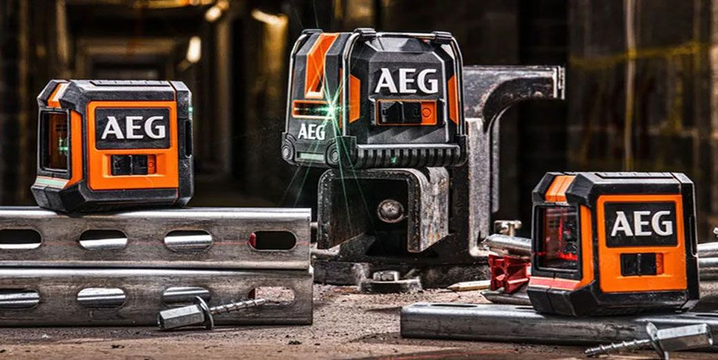 تراز آاگ AEG