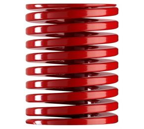 فنر های بار سنگین قرمز 10X25 R