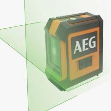 تراز لیزری 20 متری لیزر سبز CLG220-K